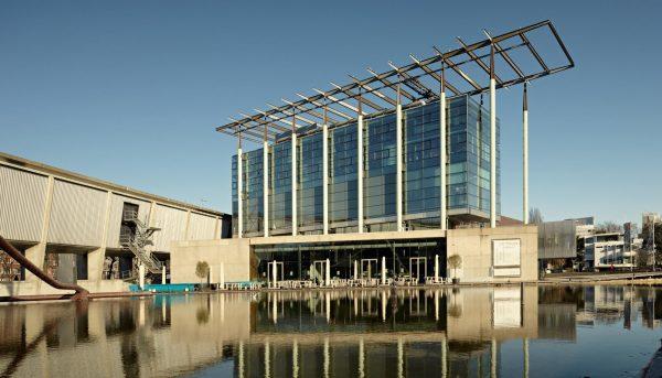 Het Nieuwe Instituut, Rotterdam Foto: Het Nieuwe Instituut