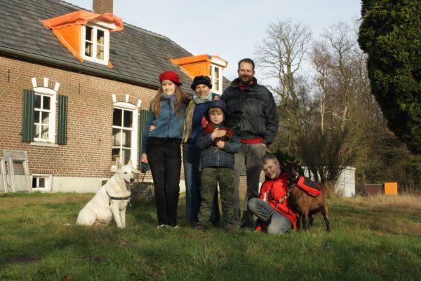 De Famile Bedner via monumenten.nl.