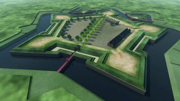 Fort van Venlo Beeld via L1