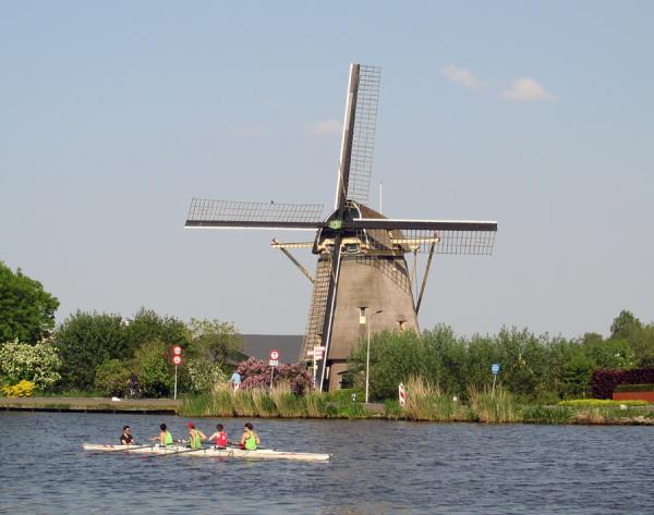 Molen De Zwaan, Oudekerk Aan De Amstel Foto via Stadsherstel