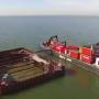 IJsselmeerbodem drooggelegd voor berging vliegtuig WO II