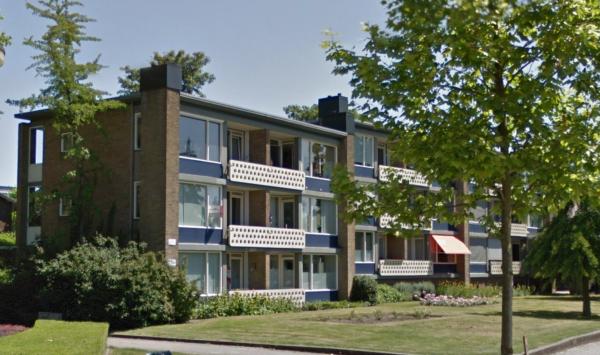 Kortenaerstraat 20-30, Enschede Foto: Google Maps