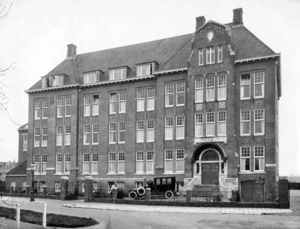 Emmakliniek, Utrecht Foto: Het Utrechts Archief via DUIC