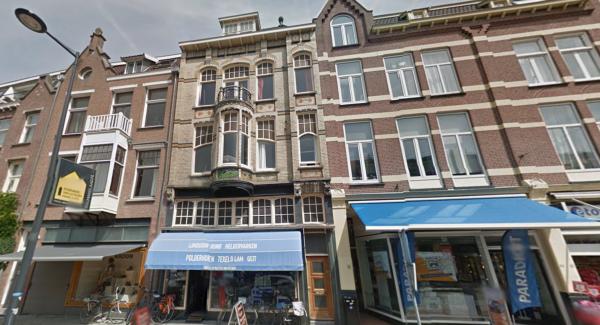 Nachtegaalstraat, Utrecht Foto: Google Maps