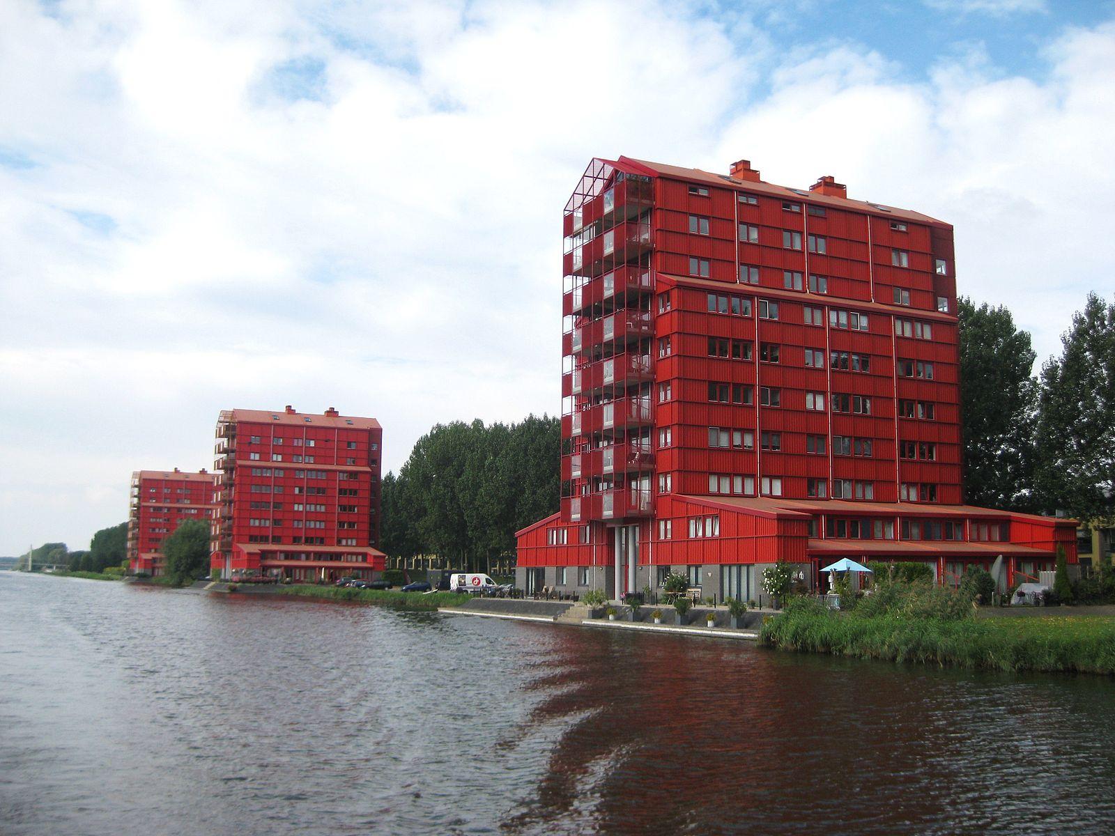 Heemschut Flevoland  Behoud Regenboogbuurt Almere als cultureel erfgoed   De Erfgoedstem