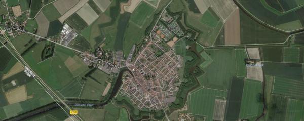 Sluis Foto: Google Maps