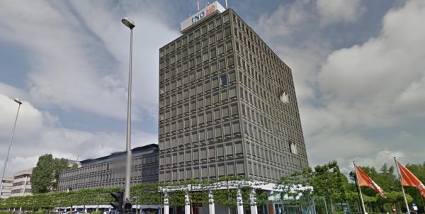 De Voortuinen, architect Arthur Staal, Amsterdam Foto: Google Maps