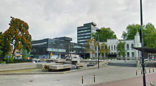 Stadskantoor 1, Tilburg Foto: Google Maps
