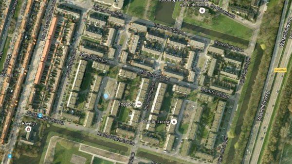 Hoograven, Utrecht Foto: Google Maps