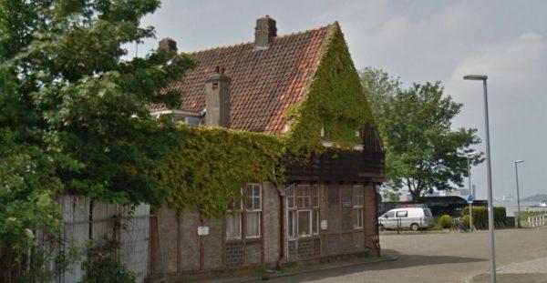 Veerhuis, Rotterdam Foto: Google Maps