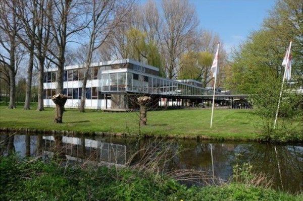 Calandlyceum, Rotterdam Foto via Heemschut