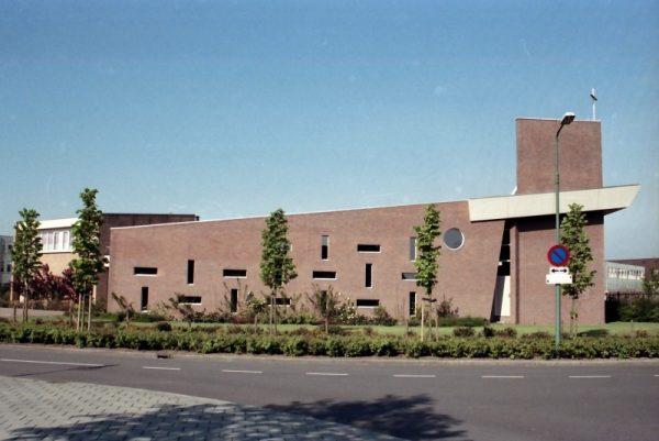 Kerk Goede Reede, Veenendaal Foto. André van Dijk via Reliwiki