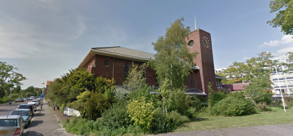 Bethelkerk, Den Haag Foto: Google Maps