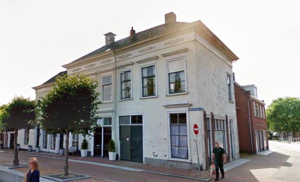 Hanspoort, Dokkum Foto: Google Maps