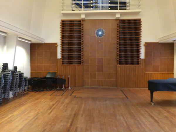 Studio 2, Hilversum Foto: Erfgoedstem