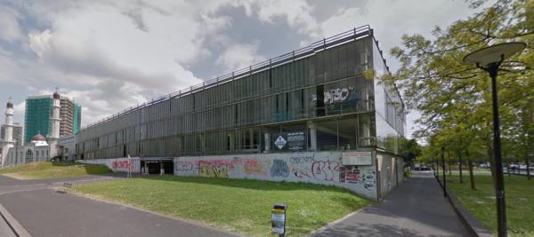 Bijlmergarage Kempering, Amsterdam Foto: Google Maps