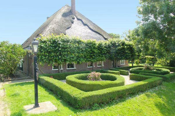 Stolpboerderij, Oudesluis Foto: Belvilla