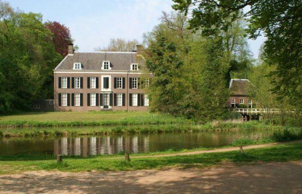 Landhuis Oud-Amelisweerd in Bunnik