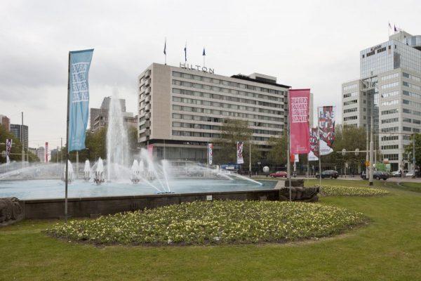 Hilton, Rotterdam Foto: RCE via wikimedia