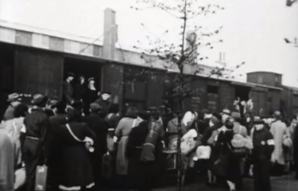 Beelden Kamp Westerbork Beeld: NIOD via youtube