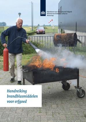 Handreiking brandblusmiddelen voor erfgoed, RCE