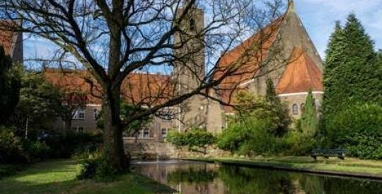Klooster Amersfoort wordt Nationaal Erfgoedhuis Onze Lieve Vrouwe ter Eem (Neo)