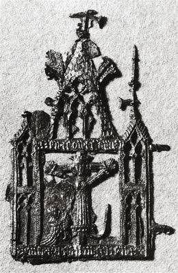 Insigne St Ontcommer