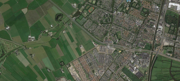 Kreekruggen Assendelft Foto: Google Maps