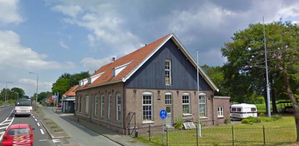 Douanekantoor Rammelbeek Foto: Google Maps