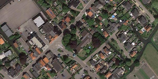 De beoogde locatie in Bovenkarspel Beeld: Google Maps