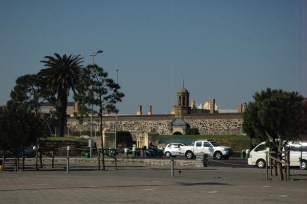 Kasteel Kaapstad, Zuid Afrika Foto via Platform VOER