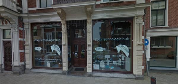 Pand Kok, Winschoten voor de schilderbeurt Foto: Google Maps