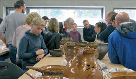 Archeologie in Zeeland Foto: Nationale Archeologiedagen