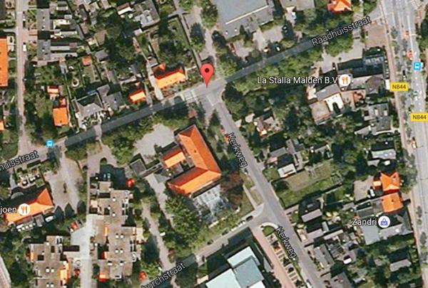Voormalige St Jozefschool, Malden Foto: Google Maps