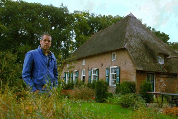Berry Nagelhout uit Doornspijk Foto:  bestpictures.nl via monumenten.nl