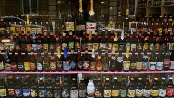 Belgische bieren Foto: Neil Turner via Flickr