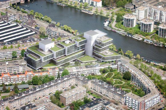 Rivierstaete, Amsterdam Beeld: Vingtsix Visualization via Bouwwereld
