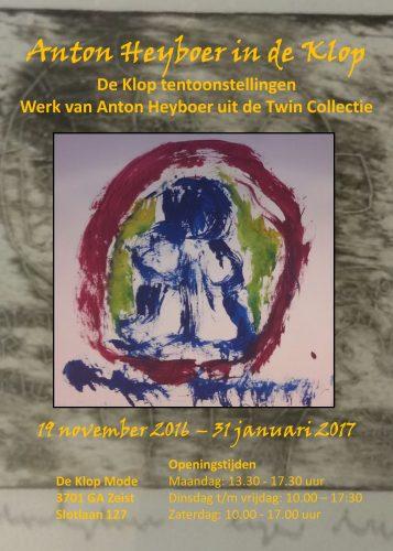 Poster Anton Heyboer