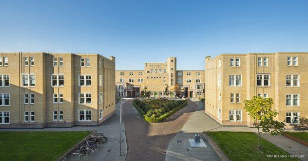Justus van Effencomplex, Rotterdam Foto: Bas Kooij/ BK Visuals via Architectenweb