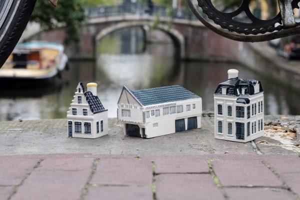Miniatuur Naco-huisje Foto: Stadsherstel