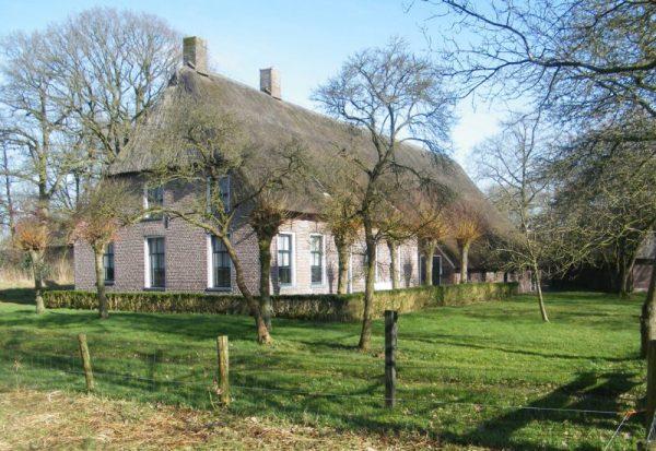 Ottenshoes, Drenthe Foto: Open Monumentendag
