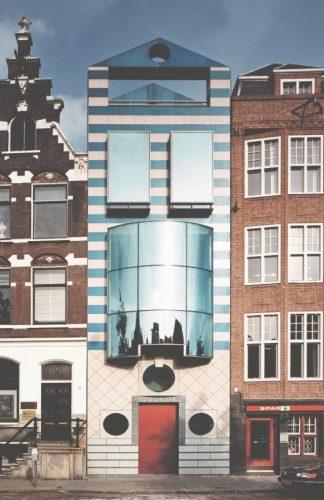 Oudhof, Rokin Amsterdam Foto: Stichting Mart van Schijndel