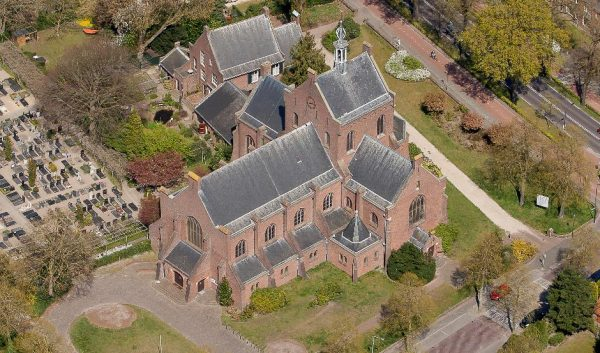 Maria Boodschapkerk, Goirle Foto: HERMON