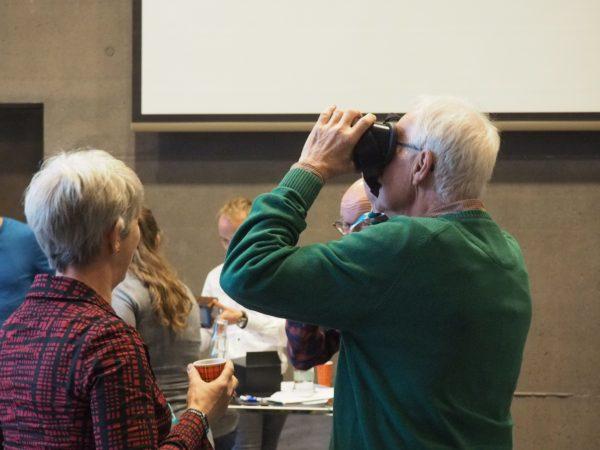 Erfgoed en Virtual Reality bijeenkomst Heemschut HYP Foto via Heemschut