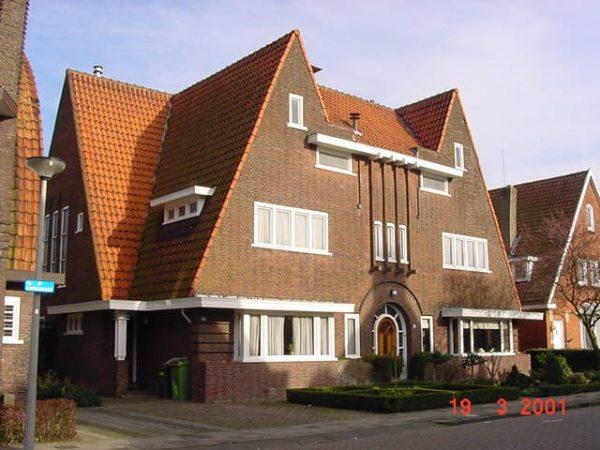 Ludwigstraat, Roosendaal Foto: Sjaak Kools via Hurks Genootschap