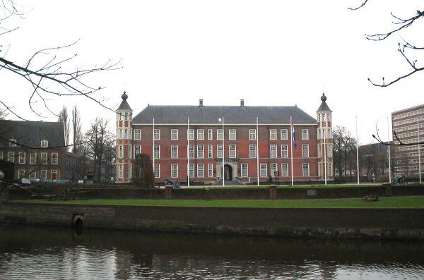 Het Kasteel van Breda