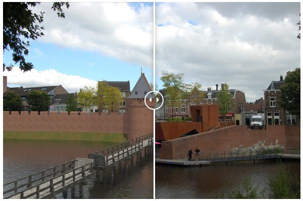 Koepoort ´s-Hertogenbosch Beeld: Erfged ´s-Hertogenbosch