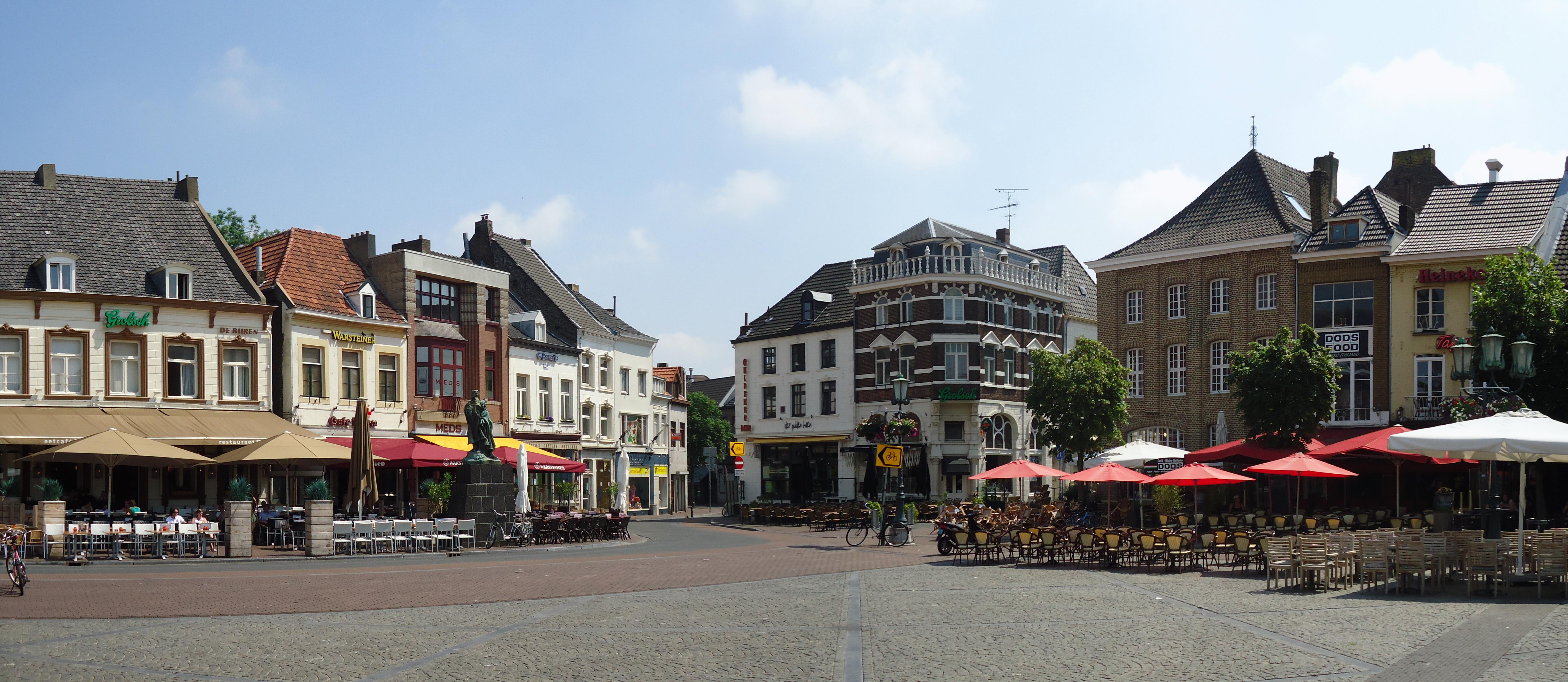 Ruim  u20ac 10 miljoen van Provincie voor historische binnenstad Sittard   De Erfgoedstem