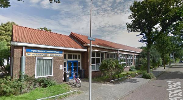 Voormalige Theo Thijssenschool, IJmuiden Foto: Google Maps