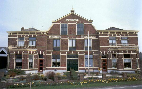Bollenschuur, Voorhout Foto via CultuurHistorisch Genootschap Duin- en Bollenstreek